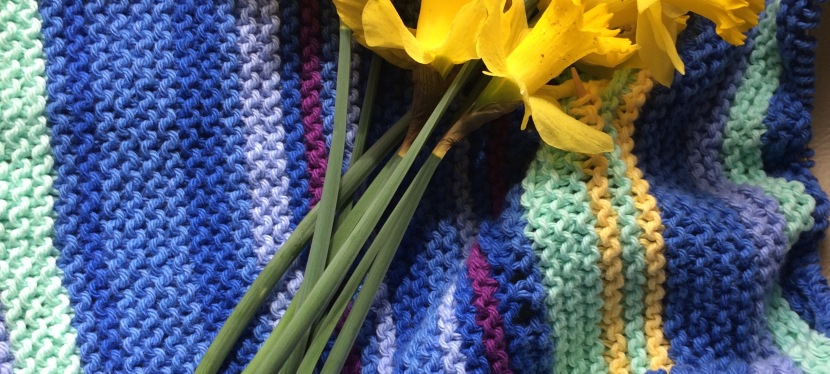 Temperature Blankets – Marking the Days With a Knitting Ritual