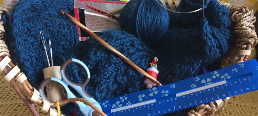 "What's Your ""Small But Essential"" Knitting Toolkit?"