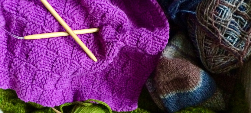 How Many Knitting Projects Do You Need? 3. You Need 3.