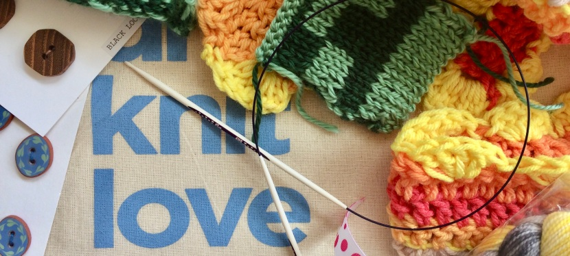 Five Reasons to Go to a KnittingConvention