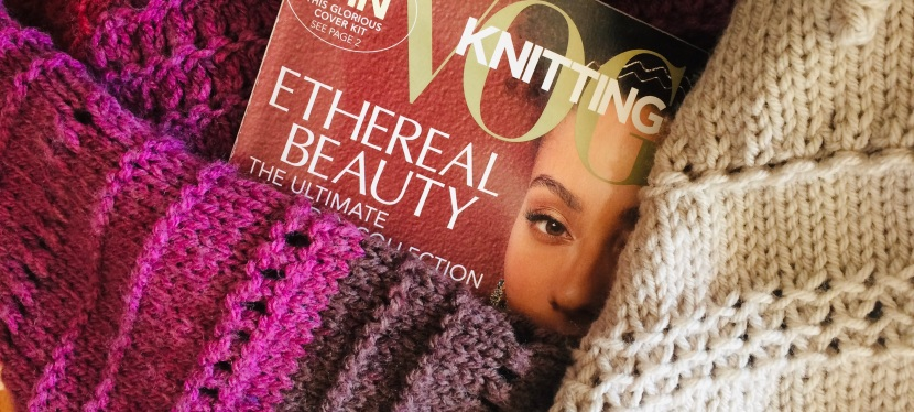 "Knitting Fashion Forecast: Big Sleeves, Argyll, and Chunky – Will They ""Take""?"