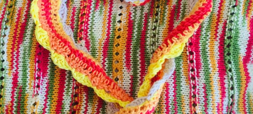 A Knitter Learns toCrochet